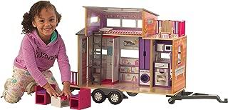 KidKraft 65948 Teeny House Dollhouse with Furniture Dollhouses