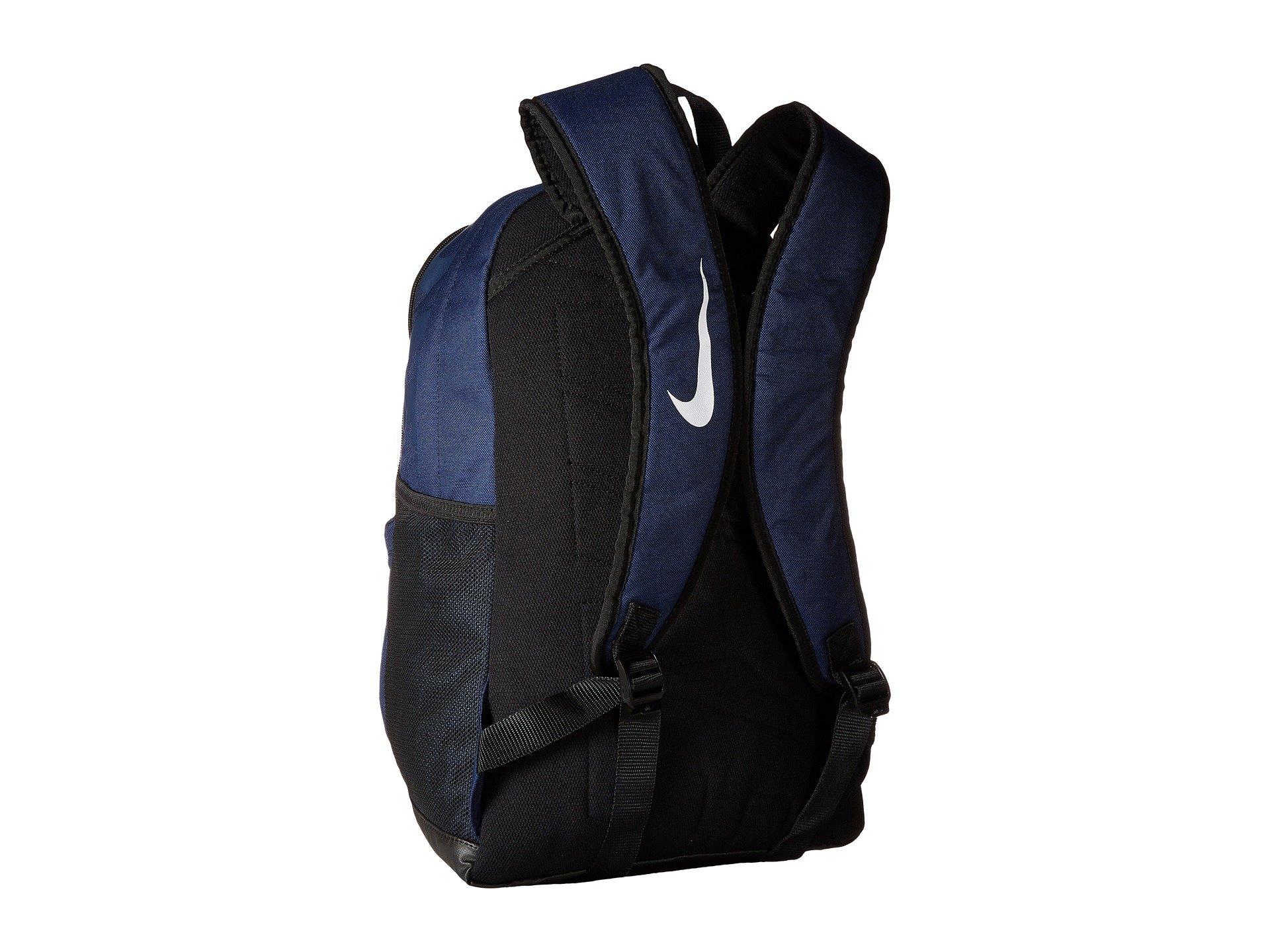 Medium black Navy Backpack white Brasilia Nike Midnight PpxwgAHqc
