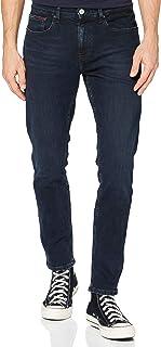 Tommy Jeans Men's Austin Slim Medbst Pants