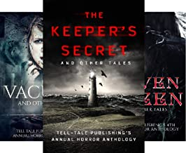 Tell-Tale Publishing's Annual Horror Anthology (4 Book Series)