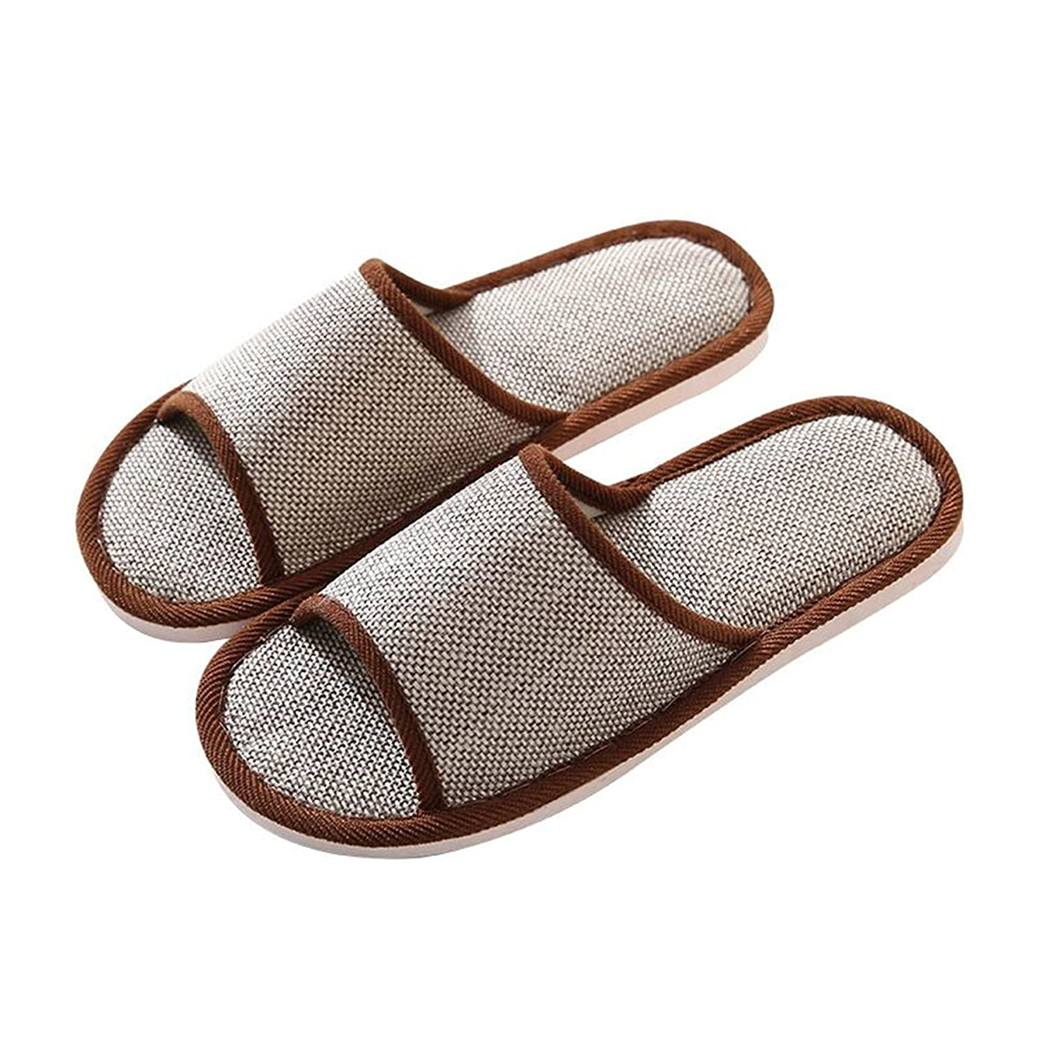 2 Be super welcome Pairs Spa Slippers Universal Toe Women Size Las Vegas Mall for Open