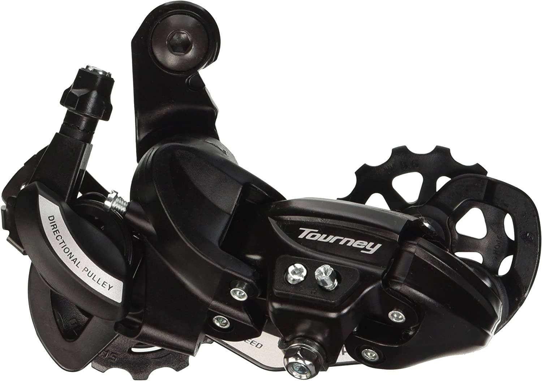 Amazon Com Shimano Tourney Ty500 6 7 Speed Rear Derailleur Sports Outdoors