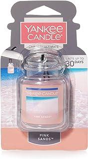 شمع اتومبیل Yankee شمع نهایی ، ماسه های صورتی
