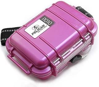 Pelican i1010 Waterproof Case for iPod, iPod Pink