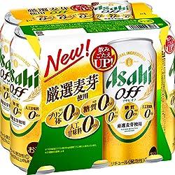 アサヒ オフ 500ml×6缶パック
