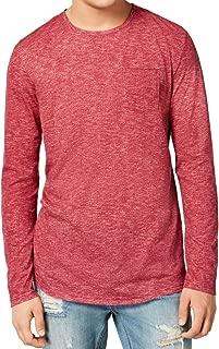 American Rag Mens Heathered Long Sleeves Casual Shirt