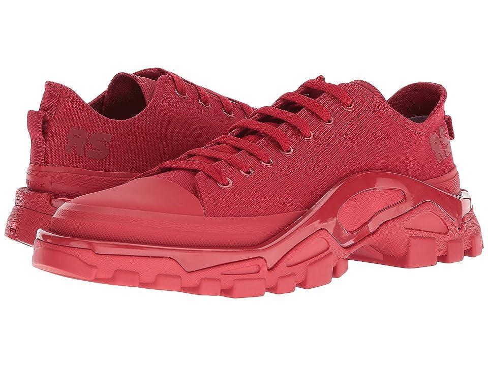 adidas by Raf Simons Detroit Runner (Power Red/Power Red/Power Red) Men
