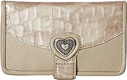 Bellissimo Heart Card Case