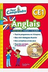 Pour comprendre l'anglais CE1 Broché