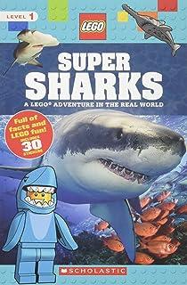 Super Sharks (Lego Nonfiction), Volume 7: A Lego Adventure i
