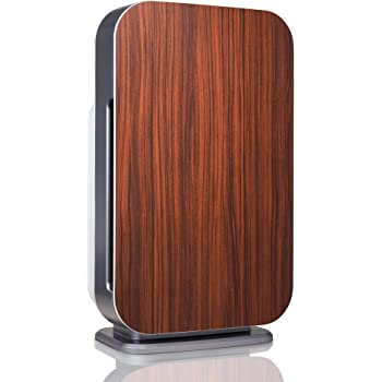 Alen BreatheSmart FLEX Air Purifier for Large Rooms up to 700 Sqft, SleepScore Validated, Removes Allergens, Pollen, Dust, Mold, Pet Odors, Rosewood