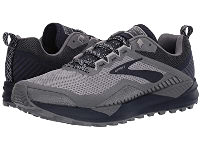 Brooks Cascadia 14 (Grey/Navy) Men