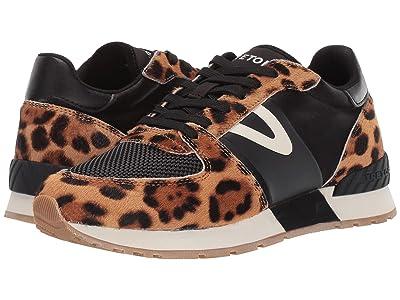 Tretorn Loyola 10 (Natural Multi Leopard) Women
