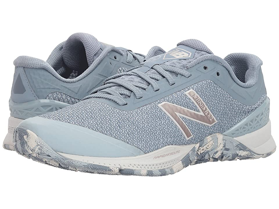 New Balance WX40v1 (Light Porcelain Blue/Copper) Women