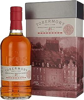 Tobermory 21 Years Old Manzanilla Finish Whiskey mit Geschenkverpackung 1 x 0.7 l