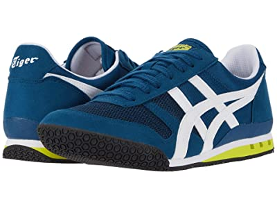 Onitsuka Tiger Ultimate 81(r) (Mako Blue/White) Classic Shoes