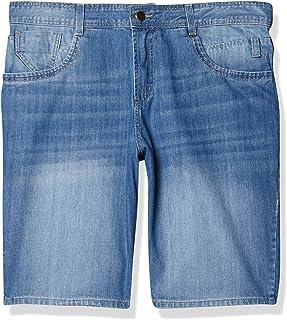 Bermudas Jeans Plus Size, Sawary Jeans, Masculino