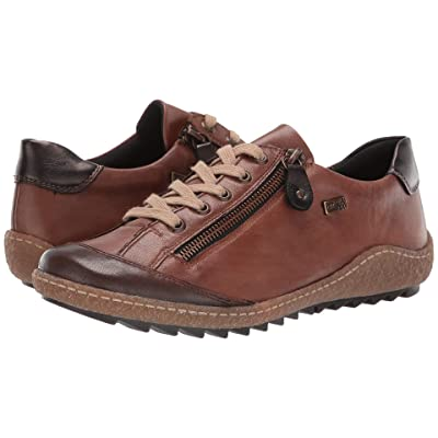Rieker R4703 Liv 03 (Chestnut/Antik/Chestnut) Women