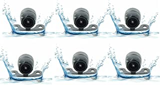 $53 » 6X XtremeVision XV-20C Waterproof Night Vision HD Mini Car Rear View Backup Camera 170 Degree Wide Angle Diagonal Viewing ...