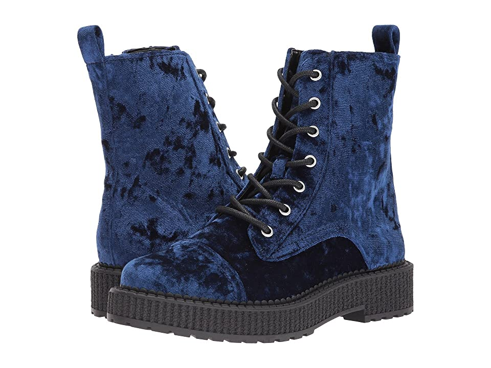 Katy Perry The Gia (Navy Crushed Velvet) Women