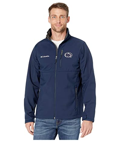 Columbia College Penn State Nittany Lions Collegiate Ascendertm Softshell Jacket (Collegiate Navy) Men