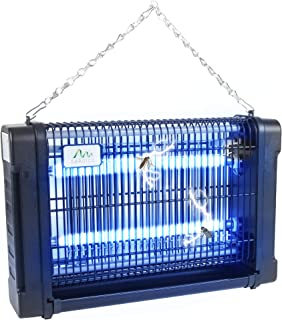 Gardigo Lampara Matamoscas Electrico Luz Ultravioleta UV 16