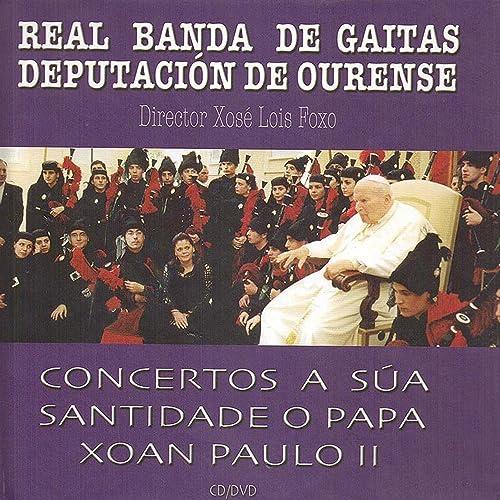 Cantigas de Ourense de Real Banda de Gaitas Deputación de Ourense en ...