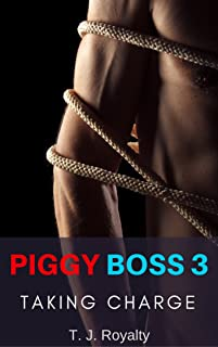 Piggy Boss 3: Taking Charge (Gay Office Revenge Book 1) (English Edition)