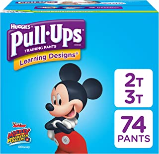 Best pampers easy ups size 2t 3t Reviews