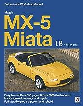 Mazda MX-5 Miata 1.8 Enthusiast's Workshop Manual (Enthusiast's Workshop Manual series )