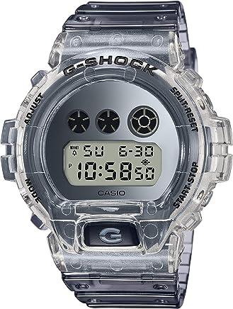 [カシオ]CASIO 腕時計 G-SHOCK ジーショック Clear skeleton DW-6900SK-1JF メンズ