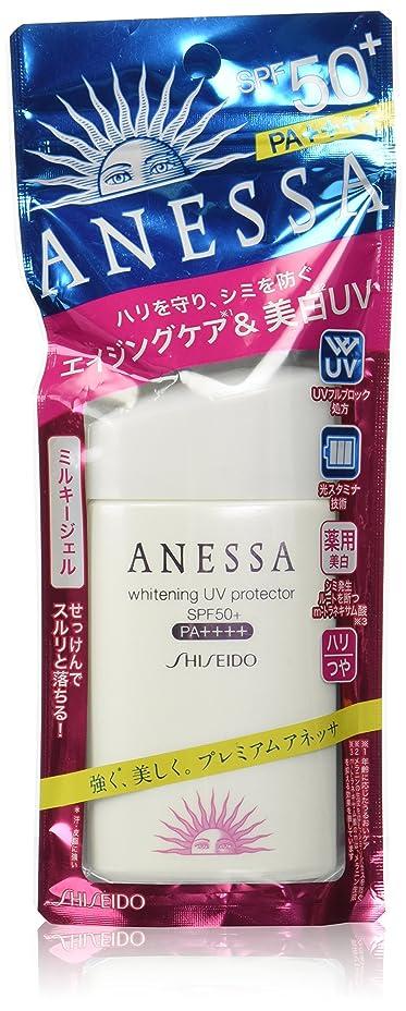 層白内障わかりやすい資生堂 アネッサ 美白UVプロテクターA+ 60ml (医薬部外品)