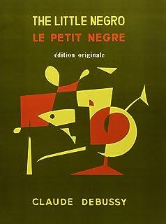 Claude Achille Debussy: Le Petit Negre for Bassoon & Piano