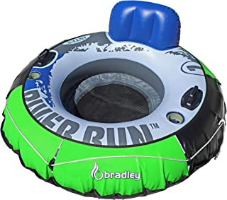 Intex Heavy Duty River Run Tube with Cover   Floating Lounger   River Tube