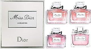 Dior Miss Dior La Collection for Women 4 X 5ml Mini Set, multi-color, 0.68 ounce (CDC099600039)