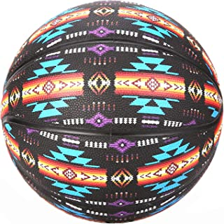 native print basketball