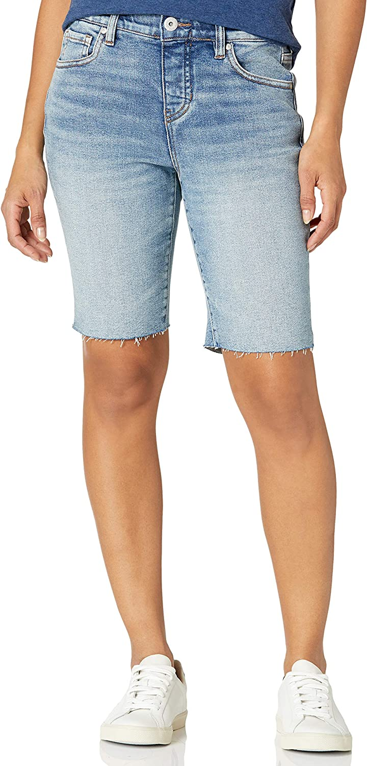 Jag Jeans Women's Valentina High Rise Pull-on Short