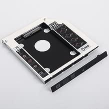 DY-tech 2nd SATA Hard Drive HDD SSD Caddy Adapter for HP ProBook 445 450 470 G1 G2 UJ8C2 440 455 G0 - GU90N