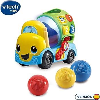 VTech-80-601922 Mixter, camión hormigonera Infantil con más de 75 ...