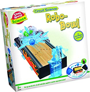 Small World Toys - Science Circuit Science Robo-Bowling Kit B/O