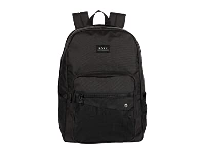 Roxy Best Time Backpack (Anthracite) Backpack Bags