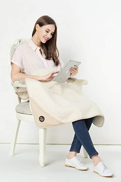 Protective Belly Pregnancy Baby Blanket Organic Anti Radiation Cream 35 X30