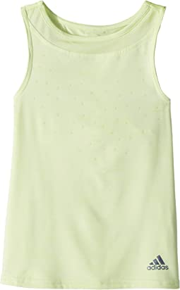 adidas Kids Dotty Tank Top (Little Kids/Big Kids)
