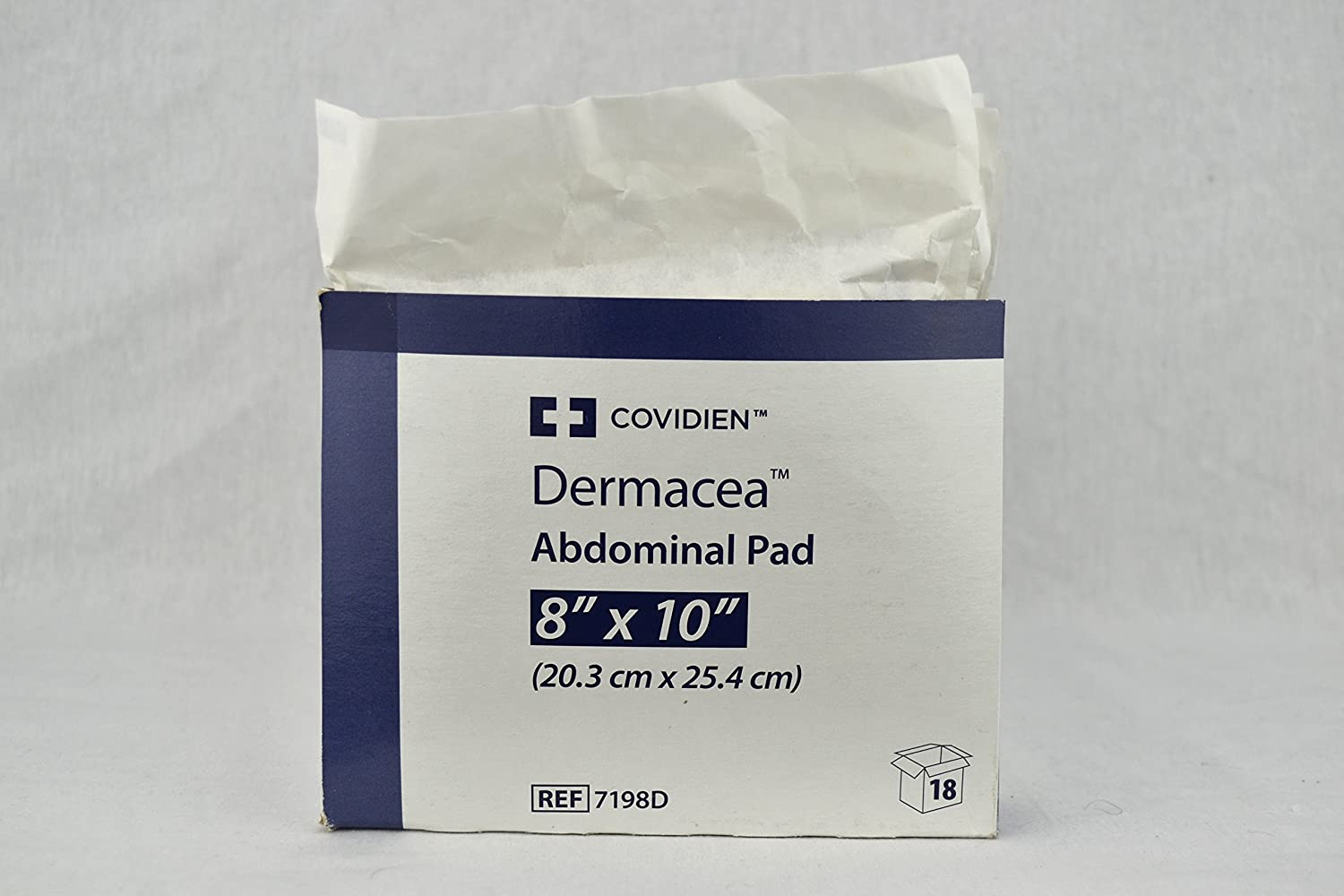 Curity Abd Pad STERILE 8 X 10 In KND7198D (Case)