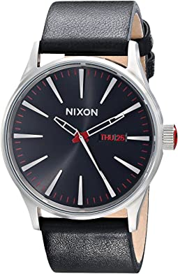 Nixon - Sentry Leather