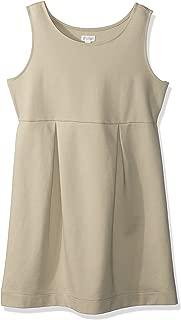 Gymboree Big Girls' Sleeveless Uniform Ponte Knit Dress