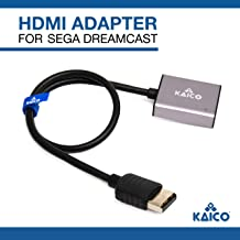 dreamcast hdmi adapter