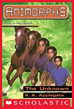 animorphs the unknown