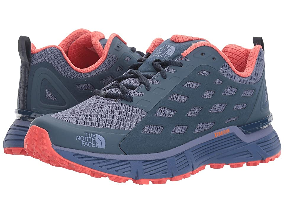 c093912231dd The North Face Endurus TR (Coastal Fjord Blue Cayenne Red (Prior Season)