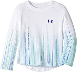 Under Armour Kids - Flash Stripe Raglan Shirt (Toddler)